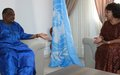 Rencontre entre l'Envoyée Spéciale pour le Sahel et le Secrétaire Permanent du G5