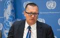 Message du Secrétaire général des Nations Unies au Sommet du G5 Sahel à Ndjamena