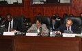 Troisième Réunion de la Plateforme ministérielle de coordination des stratégies Sahel