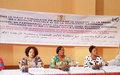 Allocution -Forum sur le renforcement du rôle des femmes dans la mise en oeuvre des stratégies Sahel